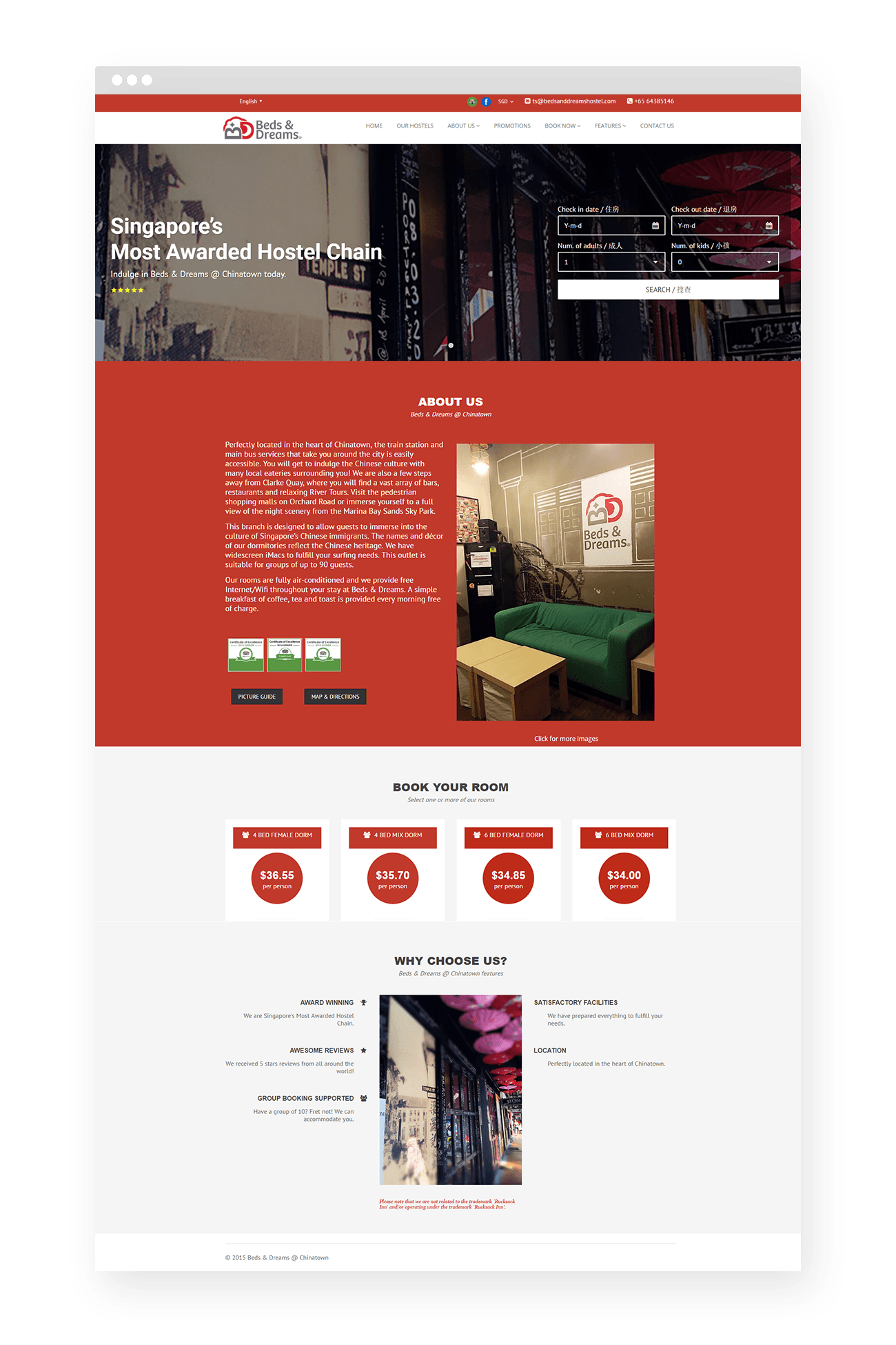 BADH-website