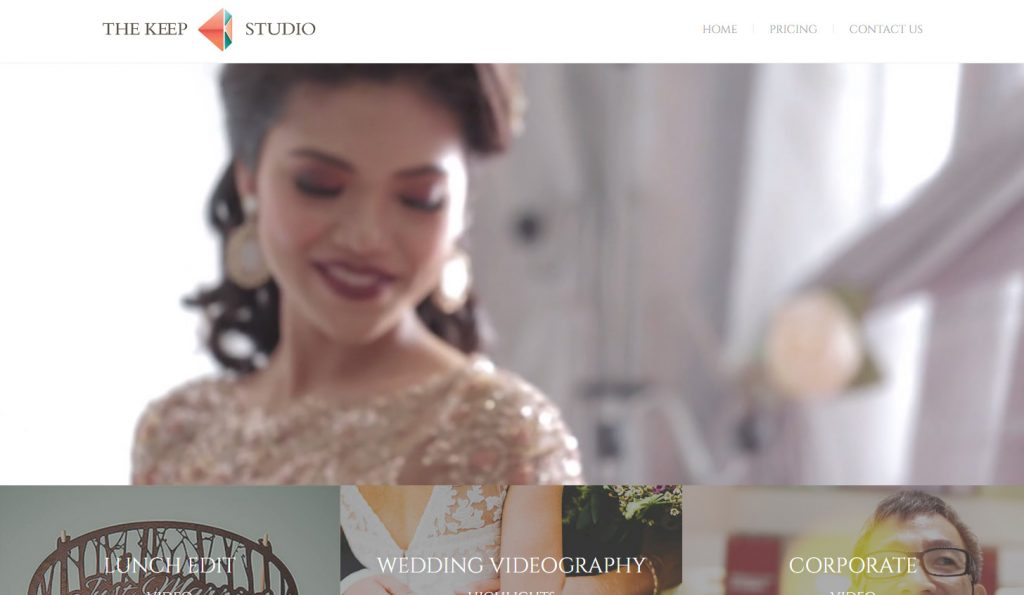The Keep Studio Wedding Videography